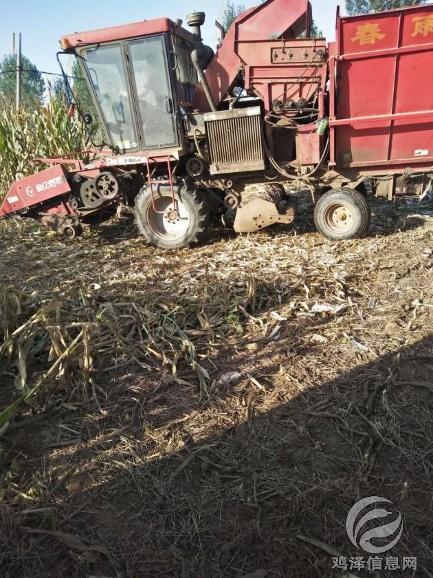 农具小型玉米收割机日常检修要领